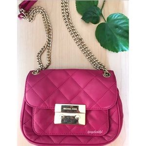 Michael Kors Sloan Quilted Leather Crossbody